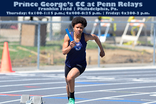 Prince George's Track And Field Heads To Prestigous Penn Relays On Thursday And Friday