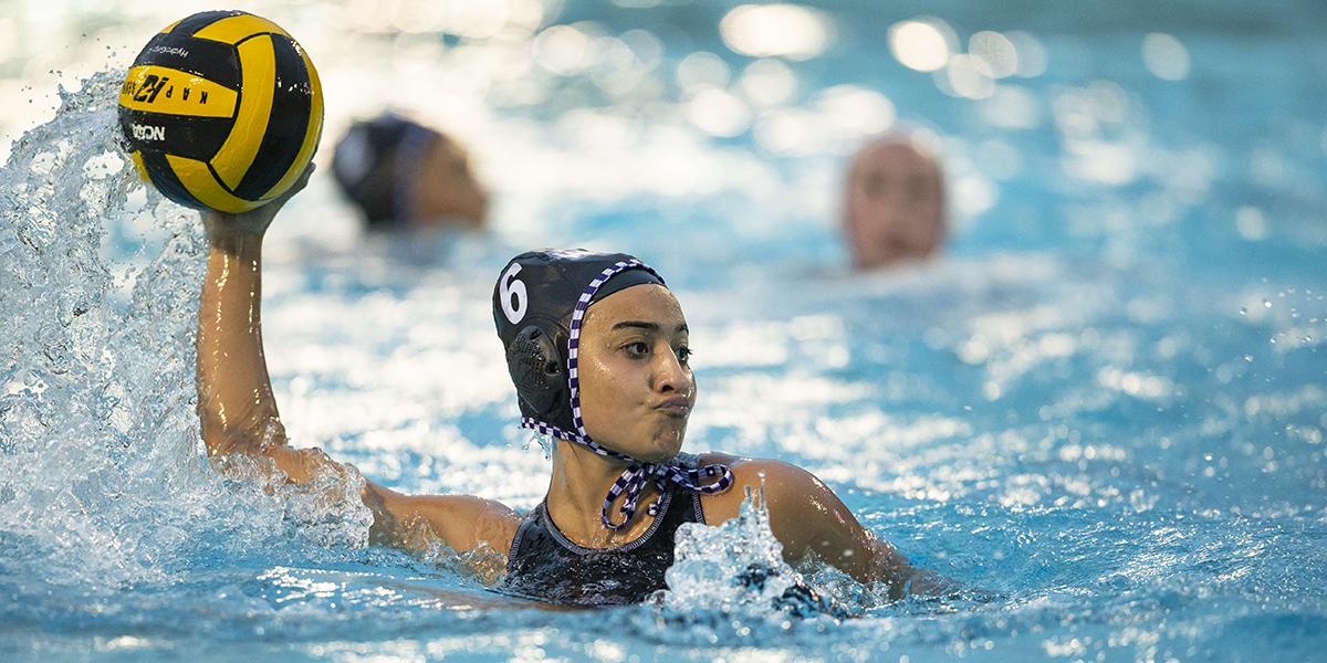 Water Polo gets back on track; Roll Oxy 15-5