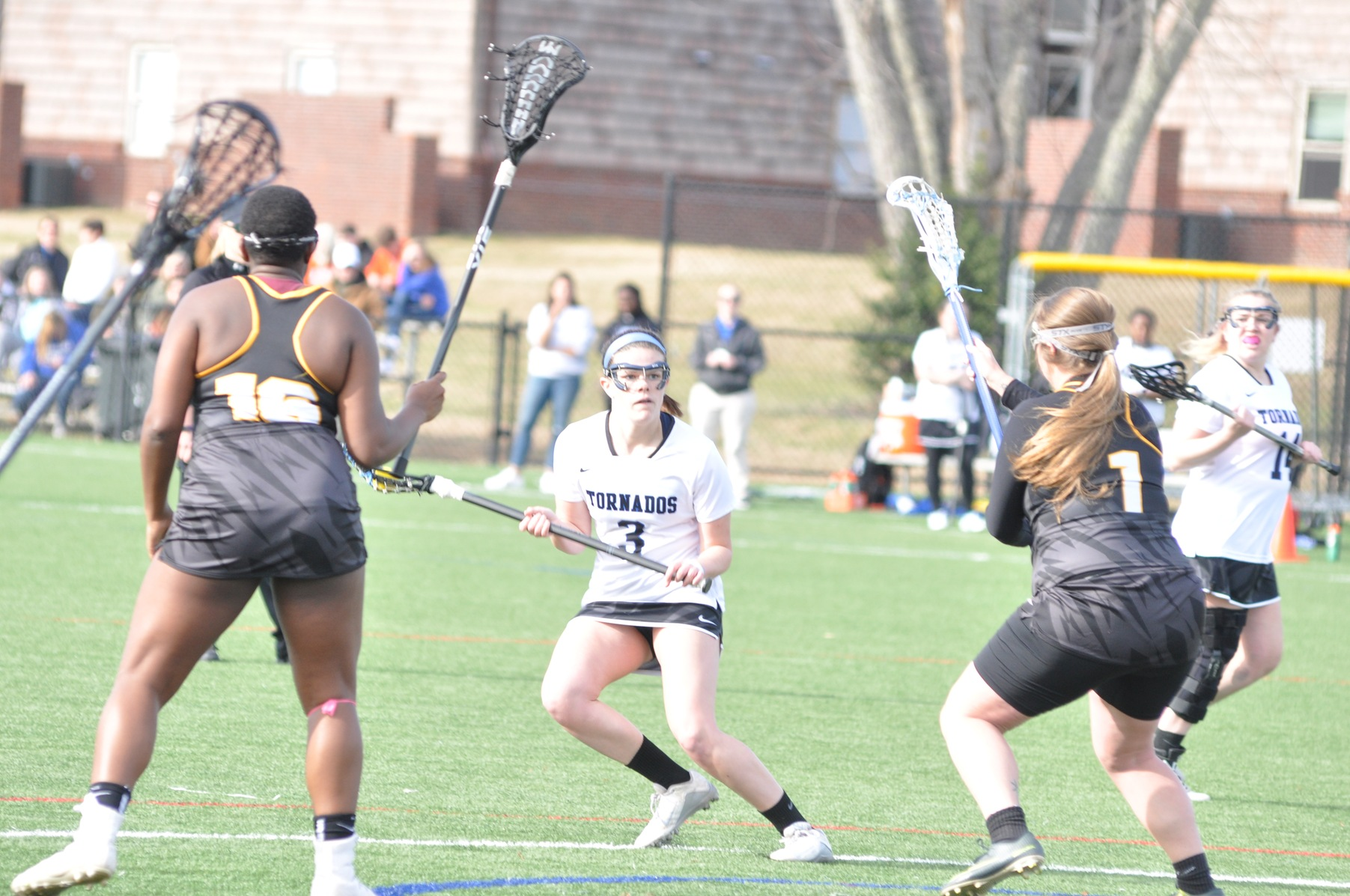 Brevard Women's Lacrosse Improves to 3-0 With Gritty 6-4 Win Over Randolph