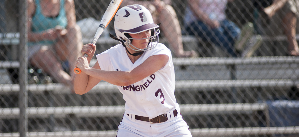 Wheeler and Padroff Lead Softball Past Westfield State, 14-8