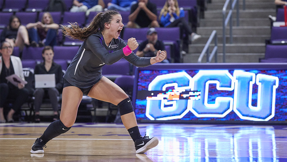 This Week in WAC Volleyball - Oct. 15