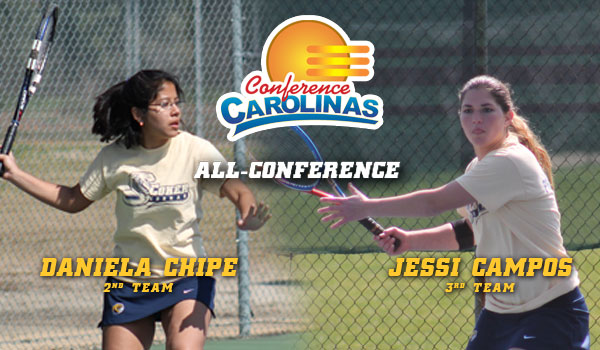 Chipe and Campos Named All-Conference