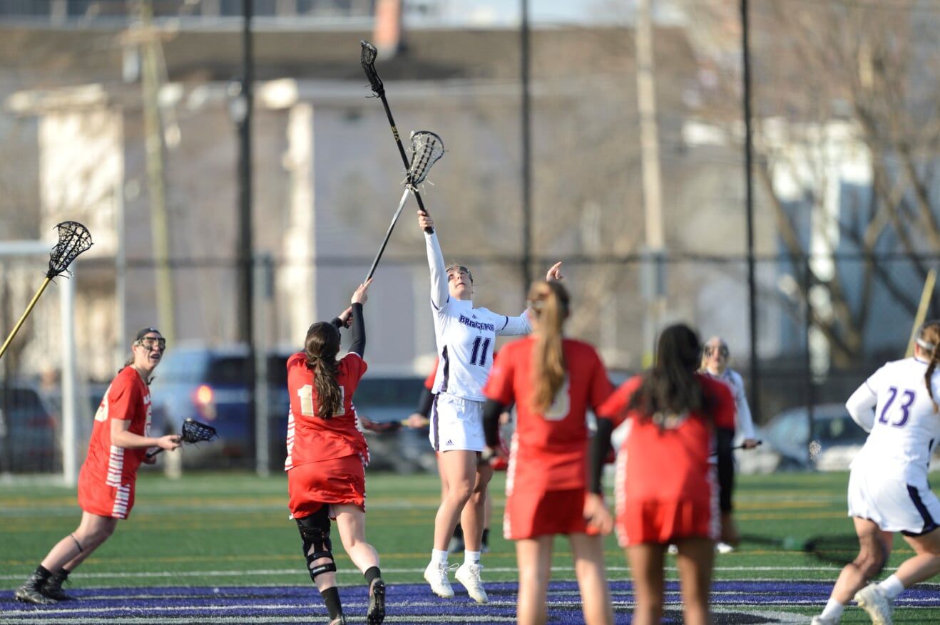 UB Women's Lacrosse Earns Third Win In A Row And Opens Conference Play With A 20-5 Victory Over UDC