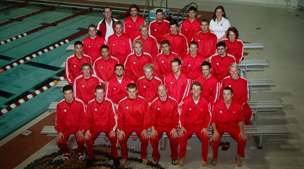 2009-10 Wittenberg Men's Swimming and Diving