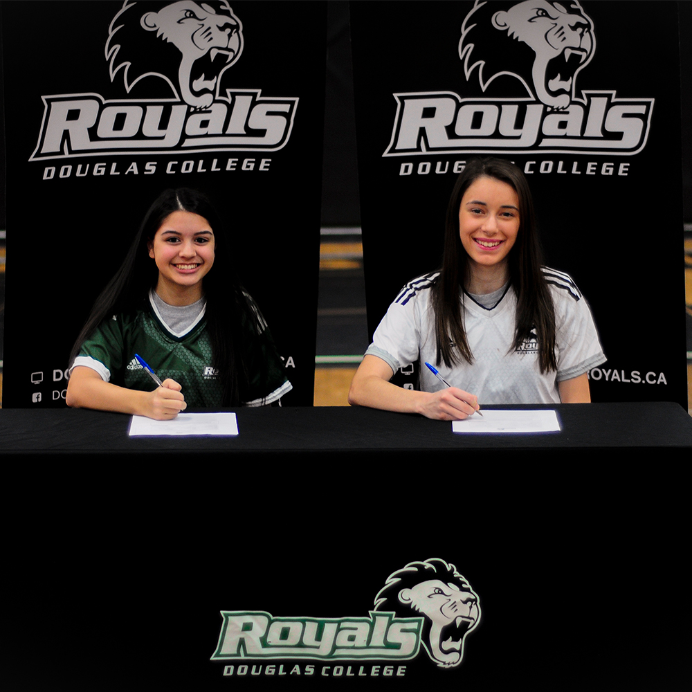 Royals sign two from Burnaby