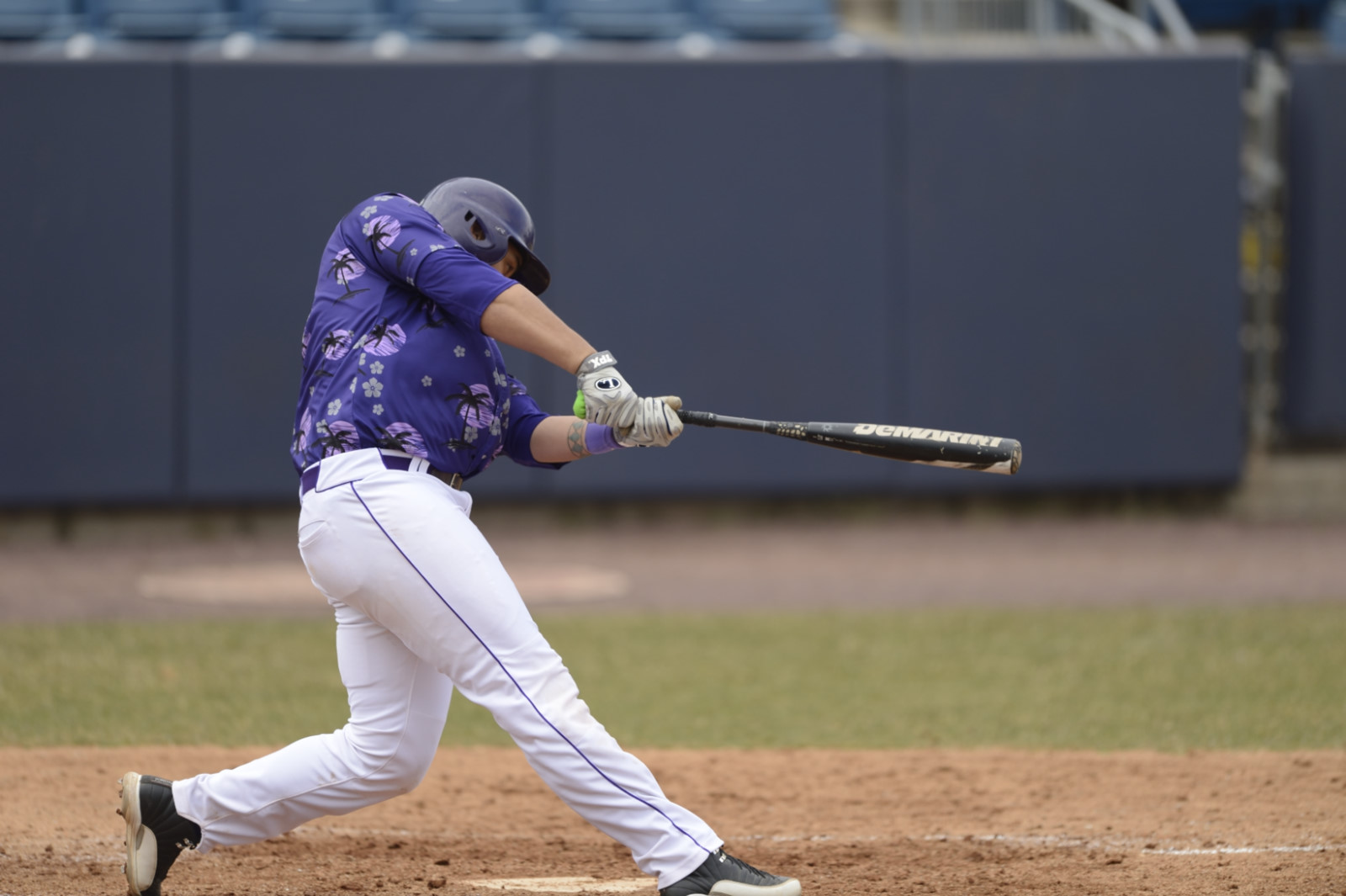 Purple Knights Edged By Dowling, 4-3, In ECC Tournament Winners' Bracket Action