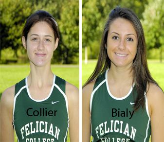 Women's X-C Repeats Eighth Place Finish At CACCs