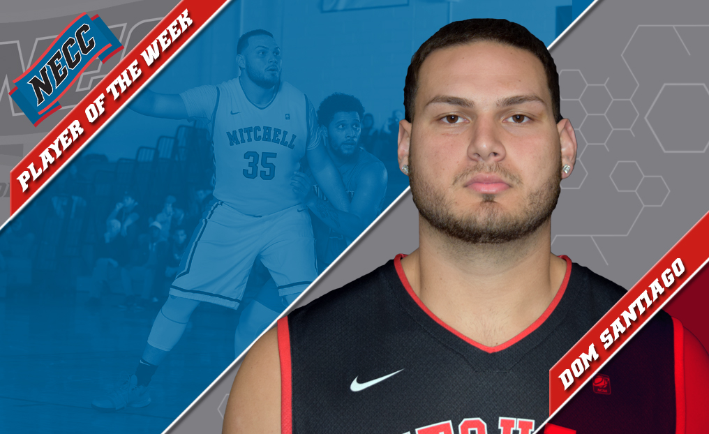 Santiago Earns Third NECC Weekly Nod This Season