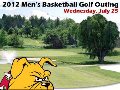 FSU Men's Basketball Golf Outing On July 25