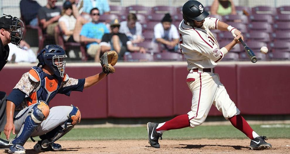 Santa Clara Splits Doubleheader with Pacific, Cortopassi's Ninth-Inning RBI Single Lifts Broncos in Game Two