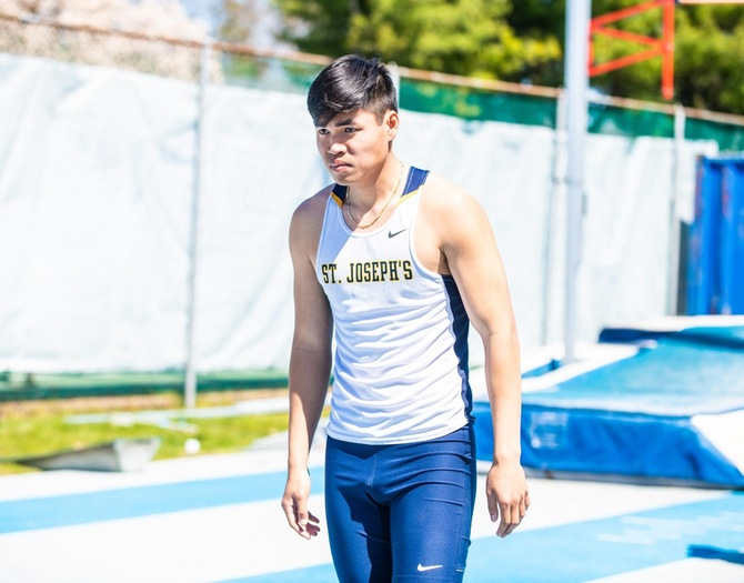 Outdoor Track and Field Competes at Inaugural Skyline Track Championship