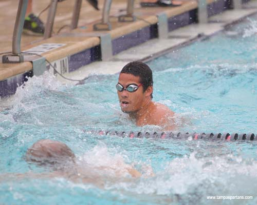 Midway Mark of NCAA Championships Has Tampa Among Competitors