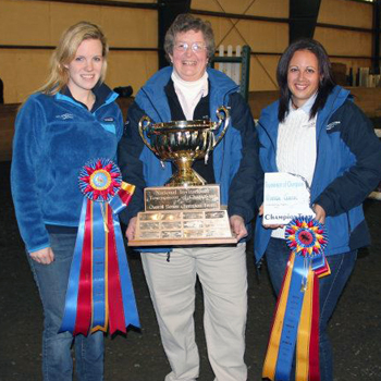 Riding Takes Tournament of Champions Crown With Dominant Performance at Winter Classic
