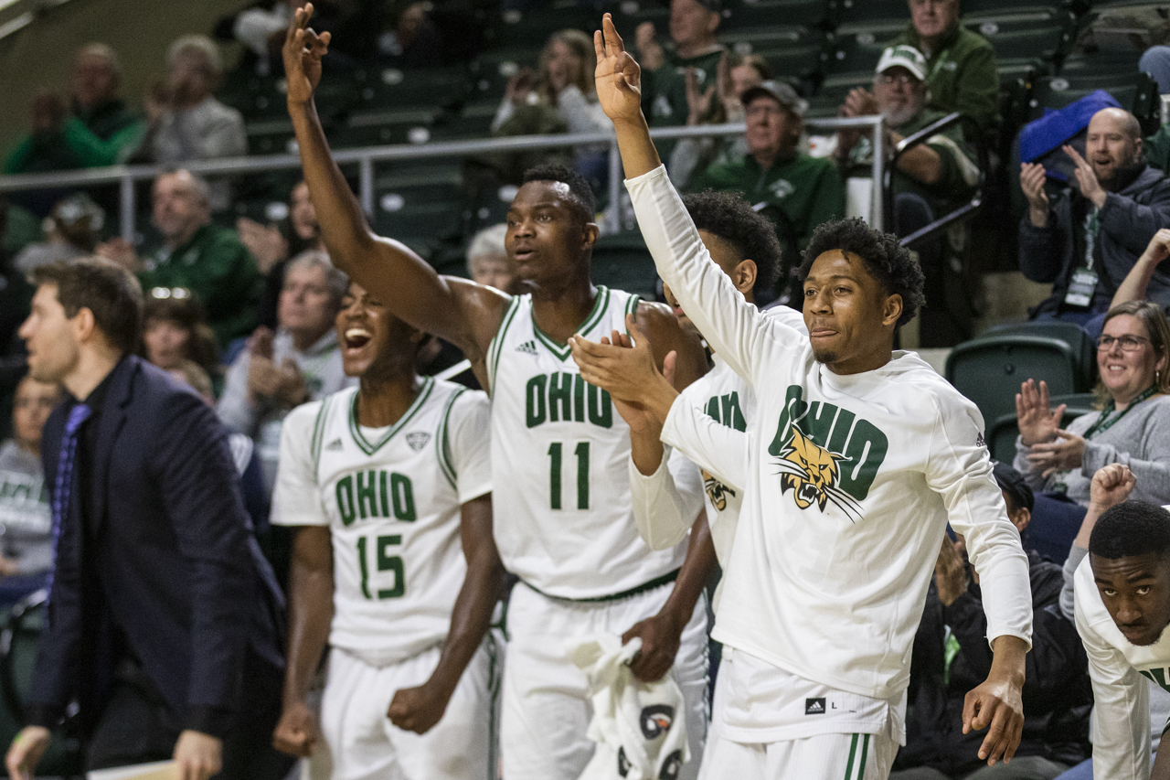 Ohio Men's Basketball Set for Tuesday Night Matchup with Toledo Inside the Convo