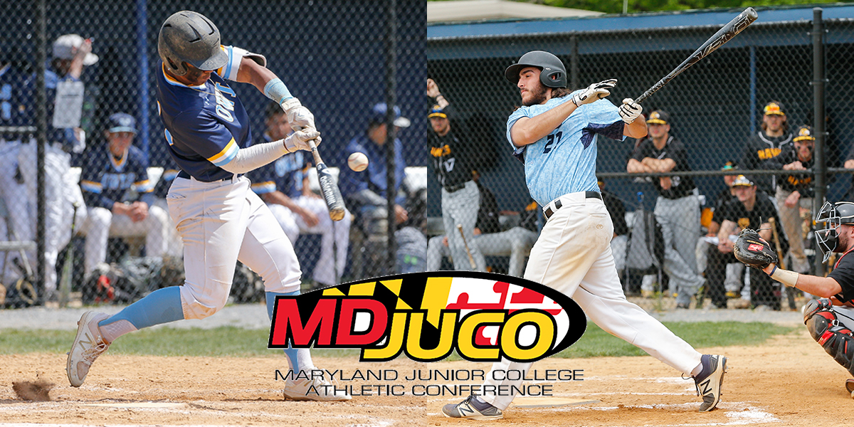 Pietrandrea And To Receive All-Maryland JUCO Honorable Mention Recognition