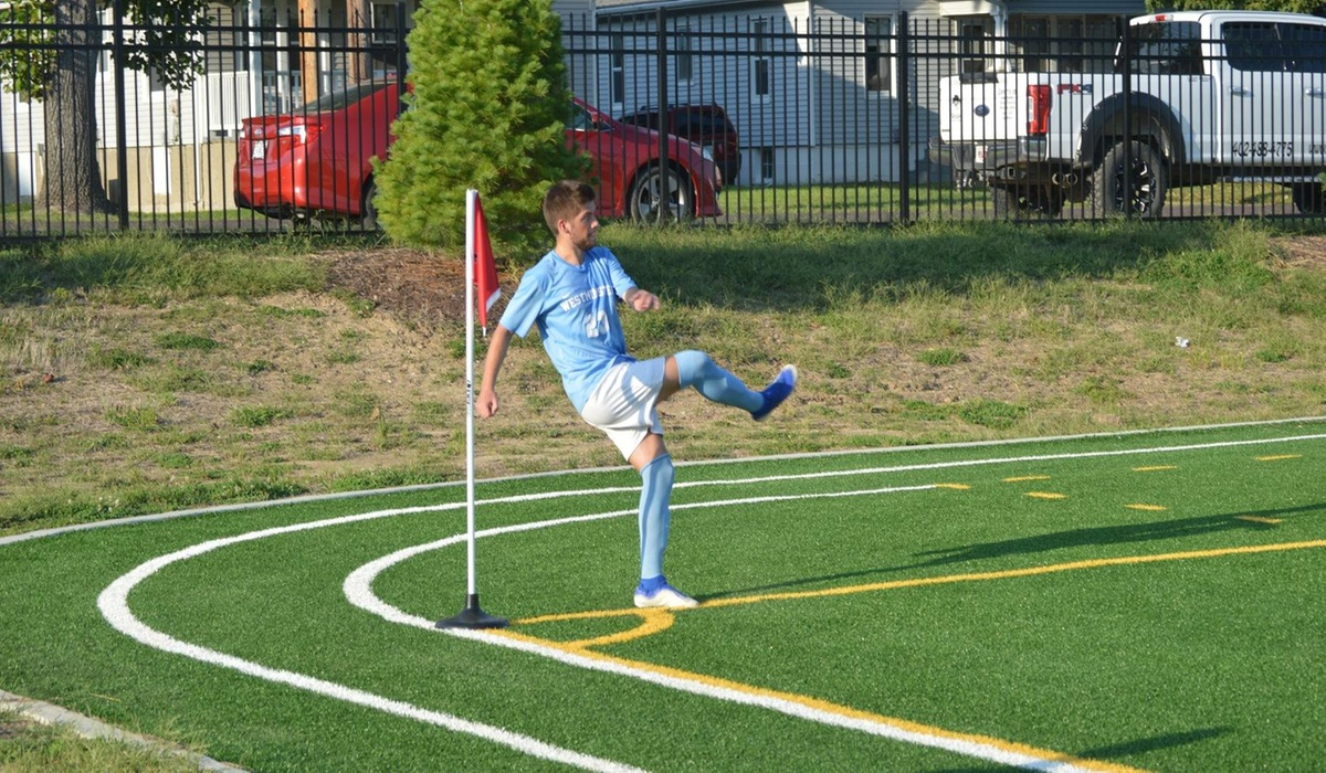 Westminster Men's Soccer Defeats Webster