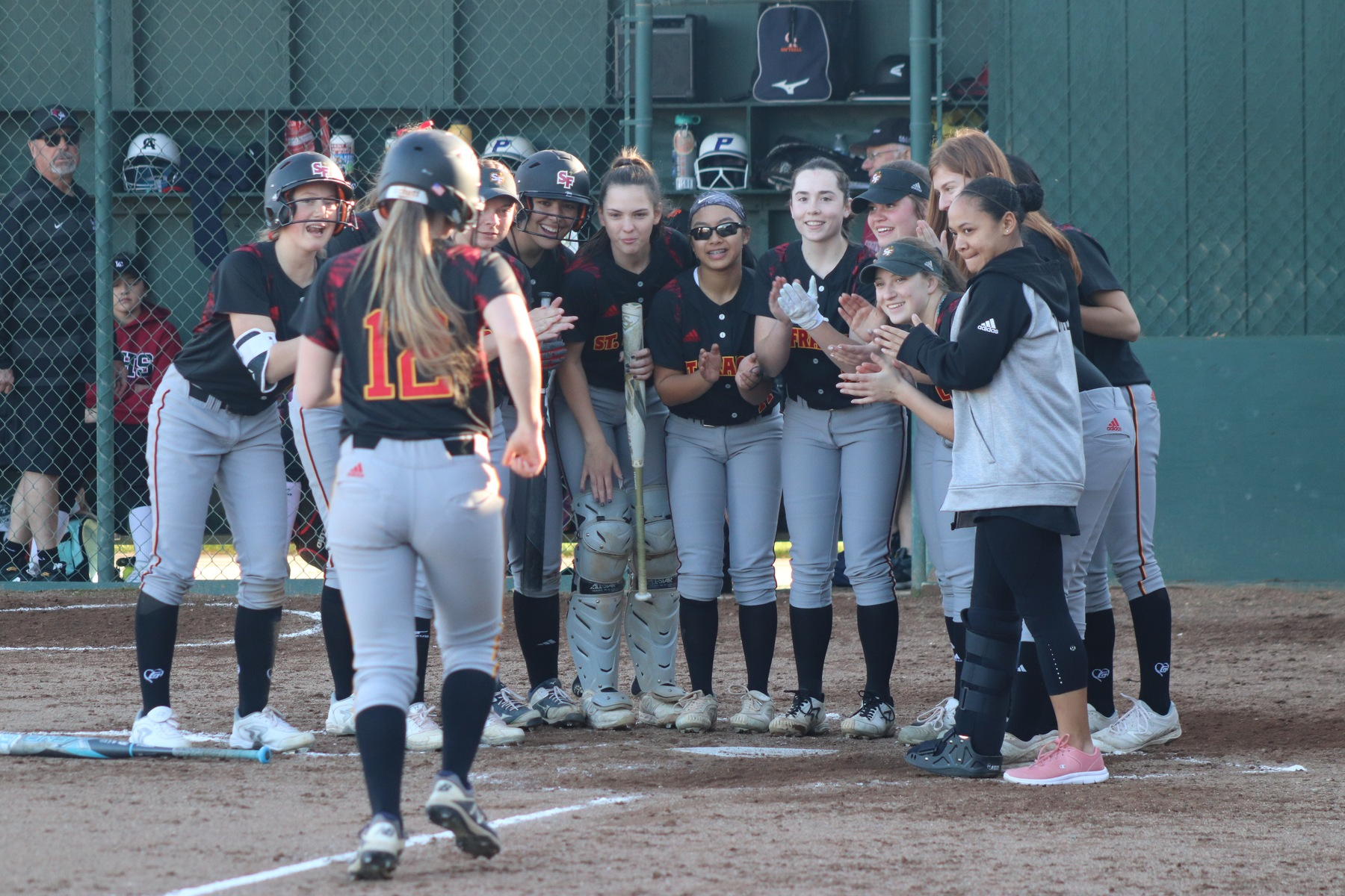 Softball Opens with 14-1 Win over Laguna Creek