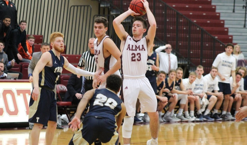 Alma Squanders Lead to Trine, Misses Game-Winning Half-Court Buzzer-Beater