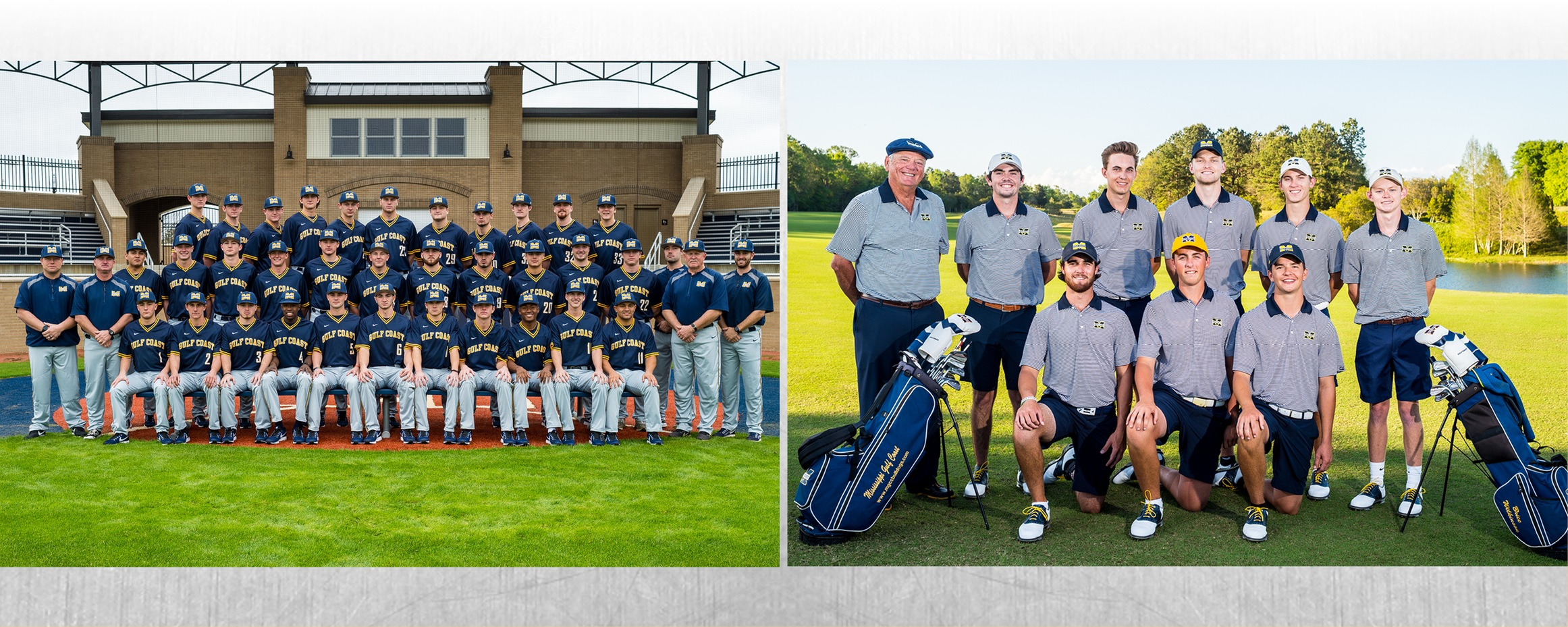 MGCCC baseball, golf teams win MACJC academic awards