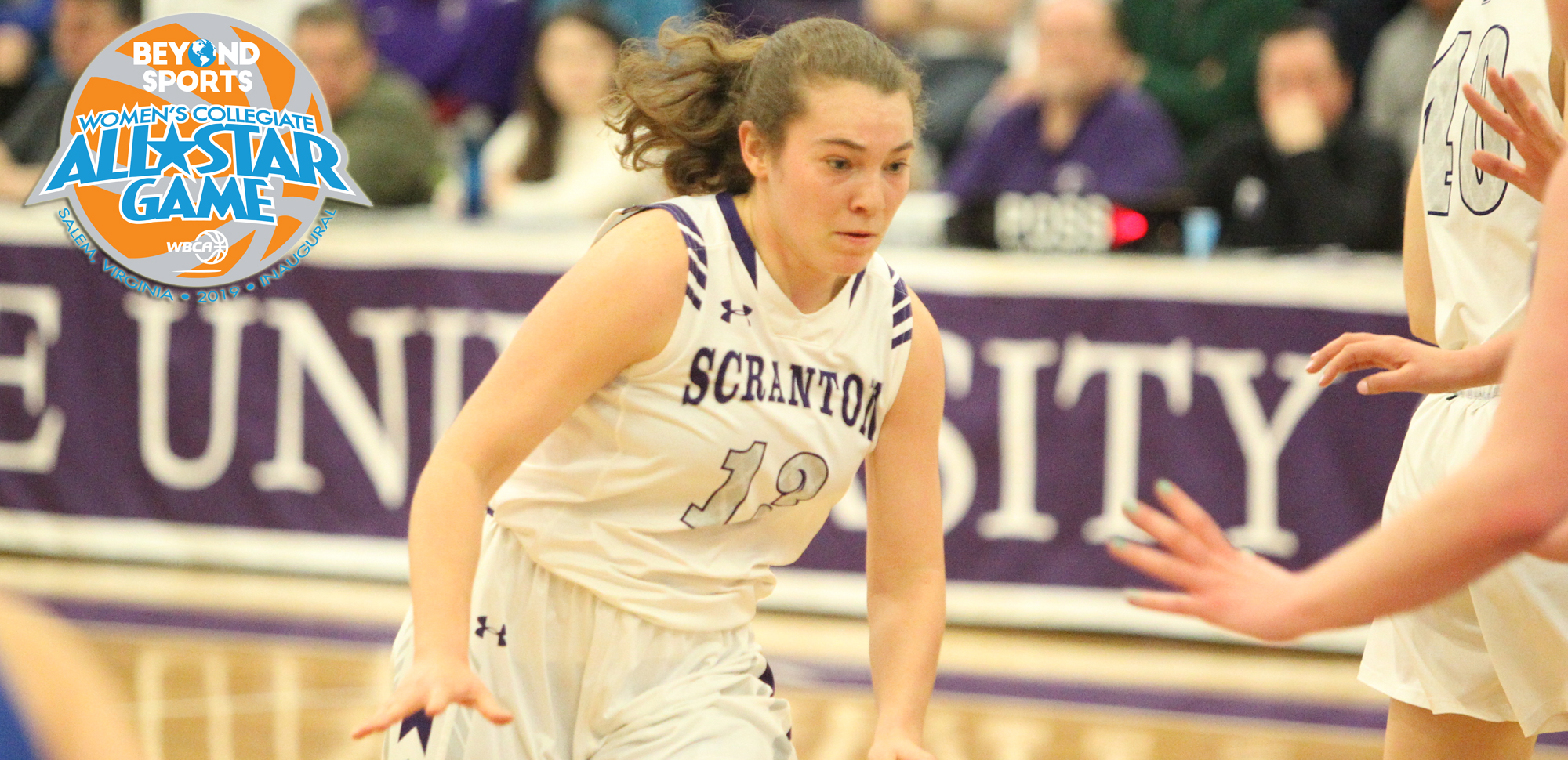 Senior guard Bridgette Mann was selected to play in the inaugural Beyond Sports Division III All-Star Game presented by the WBCA on Wednesday.
