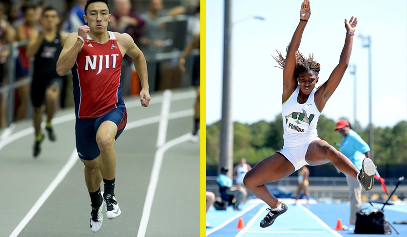Several #ASUNTF Student-Athletes Produce Top Results At Last Chance Meet