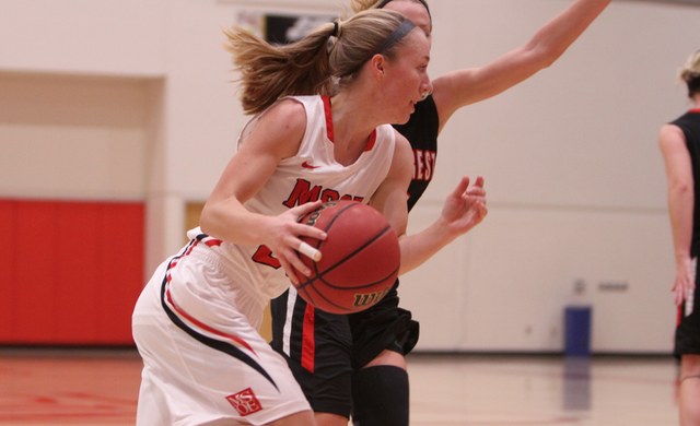 Women's Basketball Falls at Wisconsin Lutheran