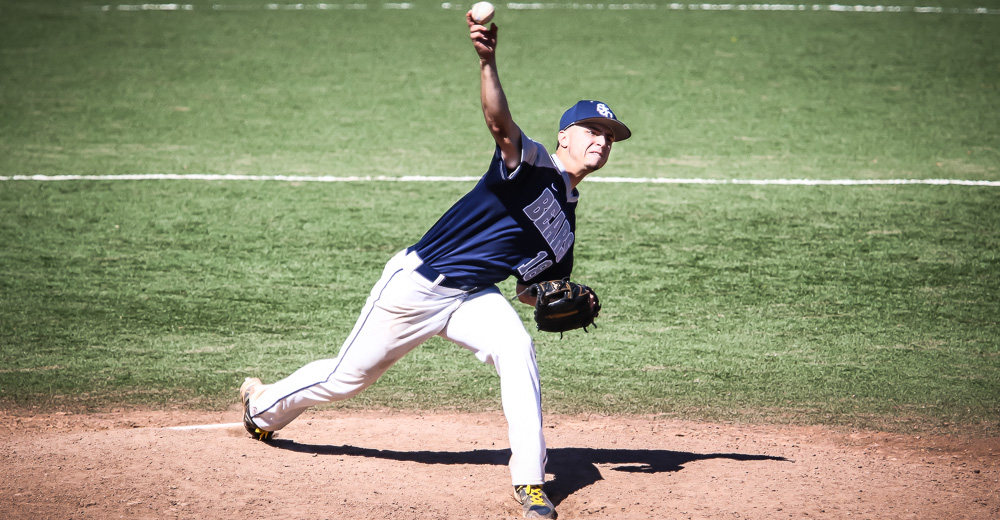 Brigando Fans 10 to Become Career Wins Leader as Baseball Sweeps Purchase