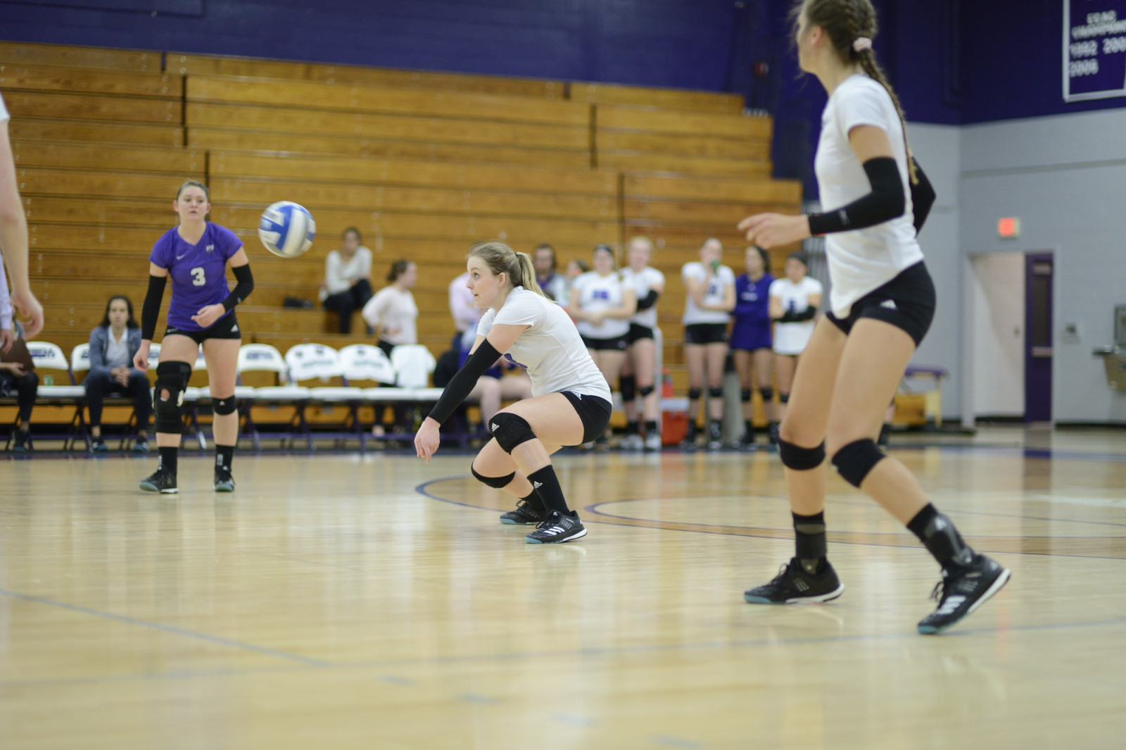 Volleyball Struggles In Regular Season Finale At NYIT