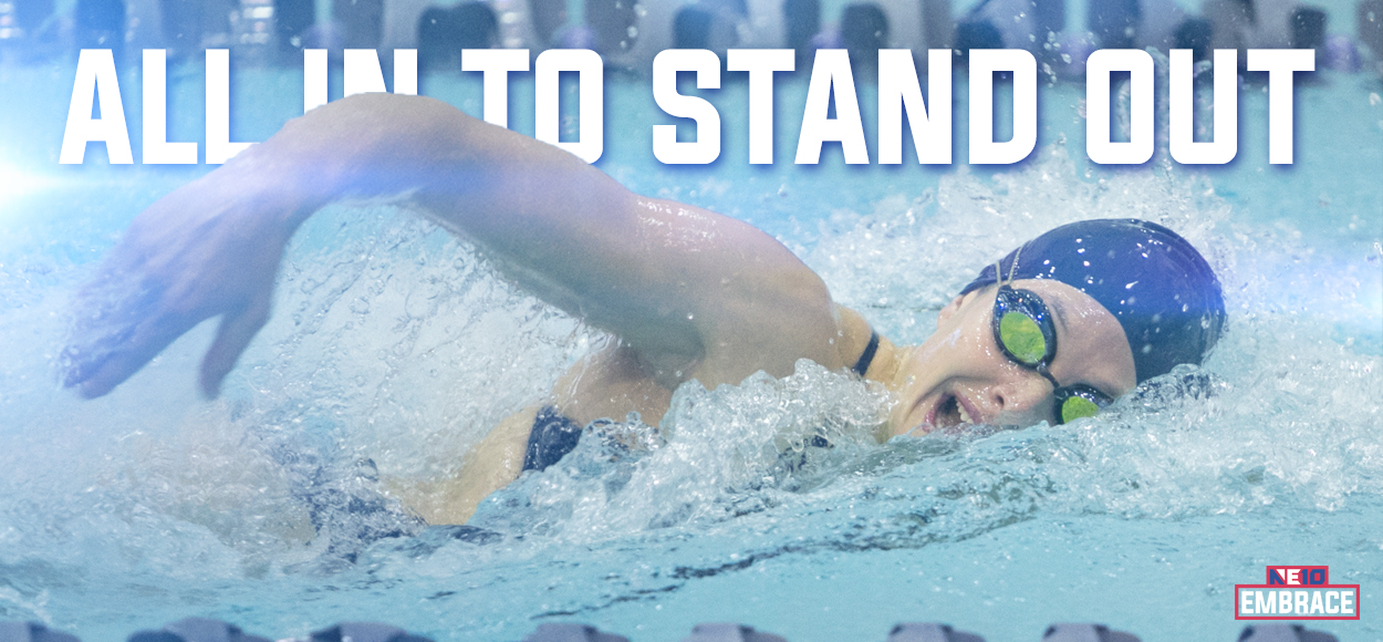 Embrace The Victory: NE10 Releases Swimming and Diving of the Year Awards