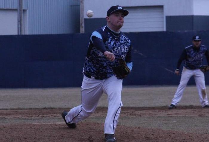 Baseball Falls to Neumann