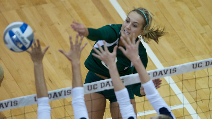 VOLLEYBALL TABBED EIGHTH IN THE BIG SKY PRESEASON POLL