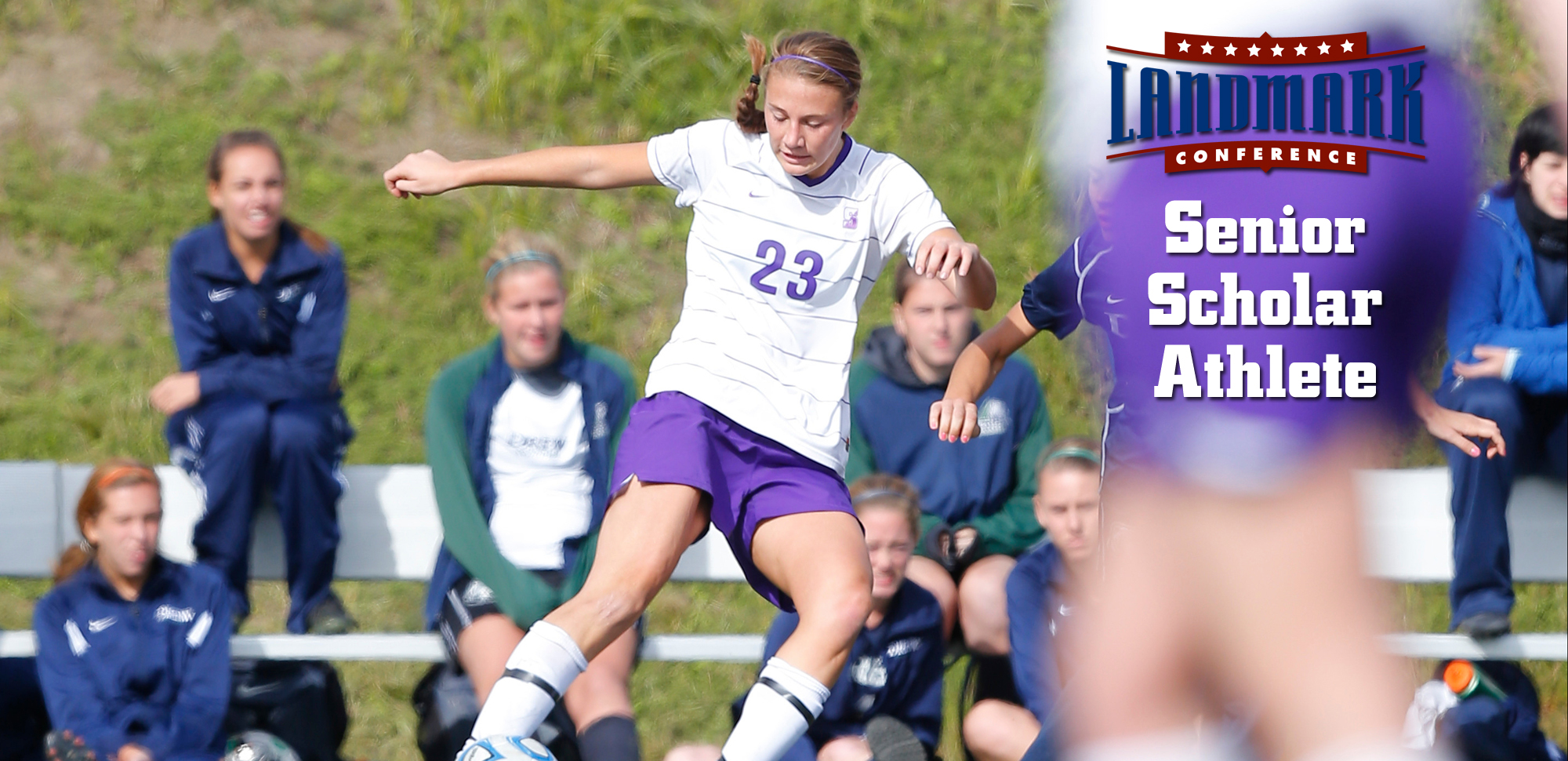 Casey Named Landmark Conference Senior Scholar Athlete For Women's Soccer