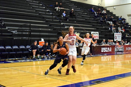 Women's Basketball Downs PSU Beaver, 78-65, in Key PSUAC Win