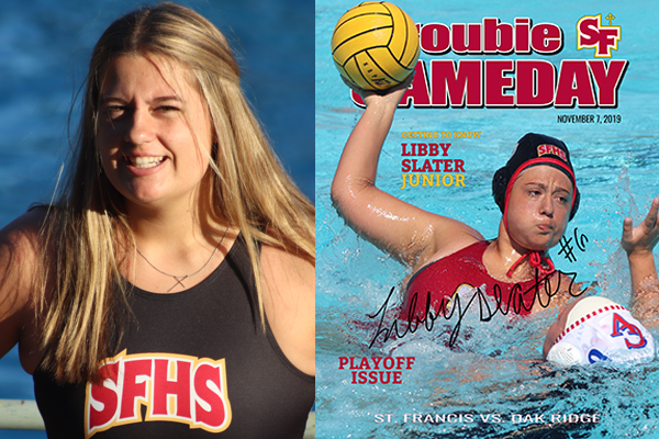 Get to Know: Water Polo's #6 Libby Slater