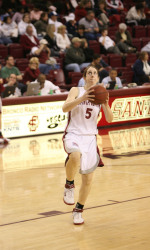 Women's Basketball Hosts Boise State In Home Opener Saturday