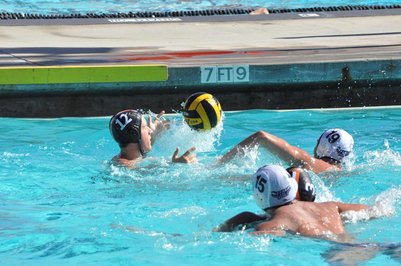 Men's Water Polo Opens SCIAC Championships Against Rival Occidental