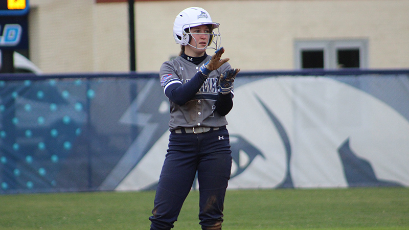 Softball Notches Two More Wins to Remain Perfect at 9-0