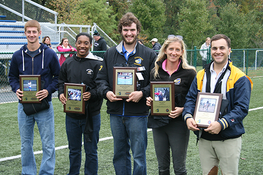 Fink, Bunty Head 2013-14 All-Goucher Team