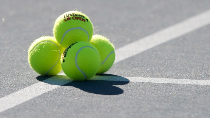 SEVEN MEN'S AND WOMEN'S TENNIS MATCHES MOVED ON CAMPUS