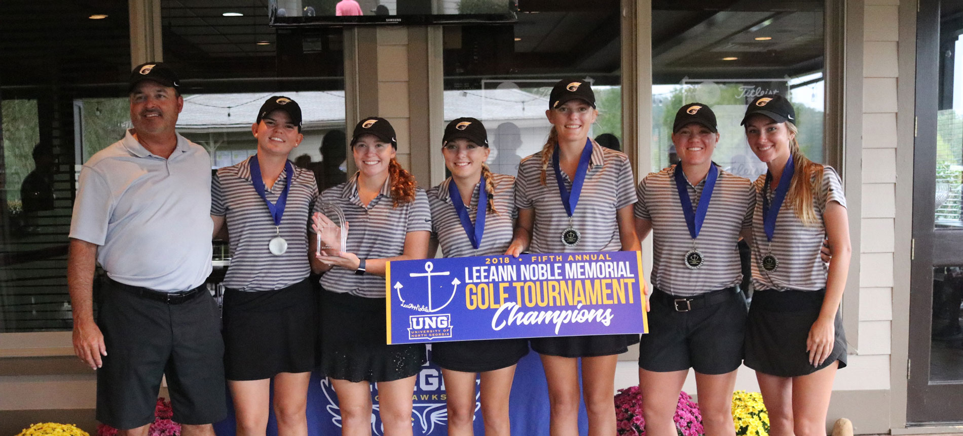 Women's Golf Wins LeeAnn Noble Memorial