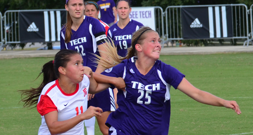 Soccer team welcomes Morehead State, Eastern Kentucky for weekend showdowns