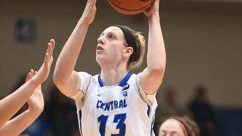 CCSU WBB Comes Up Short at Fordham in WNIT