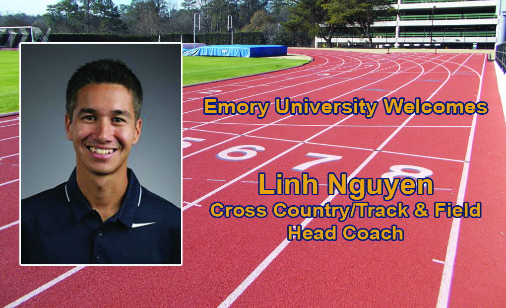 Emory Names Linh Nguyen Cross Country/Track & Field Head Coach
