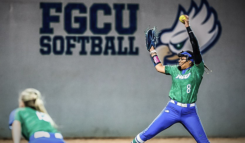 FGCU & Jacksonville Pick Up Two Victories as @ASUNSoftball Action Continues