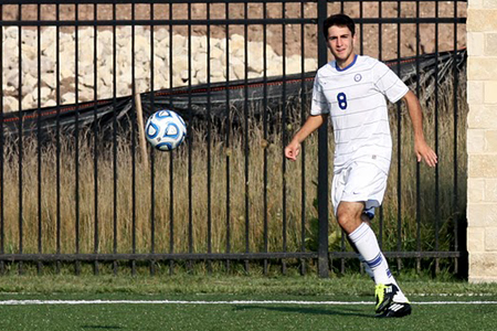 Falcons get past WLC men's soccer 2-0