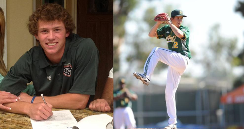 Meet the Future of Bronco Baseball: Michael Bono