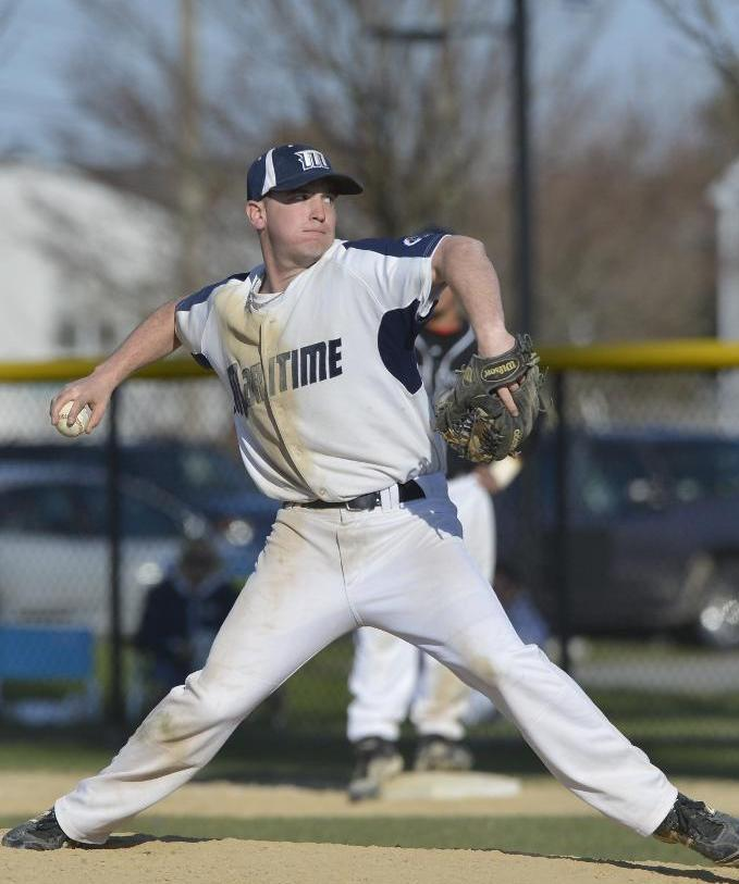 Cooney's Complete Game Four Hit Nightcap Shutout Lifts Baseball To Split Of MASCAC Twinbill At Fitchburg State