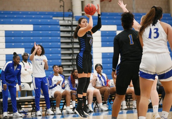 Saints Remain Undefeated in GNAC Play, 70-55
