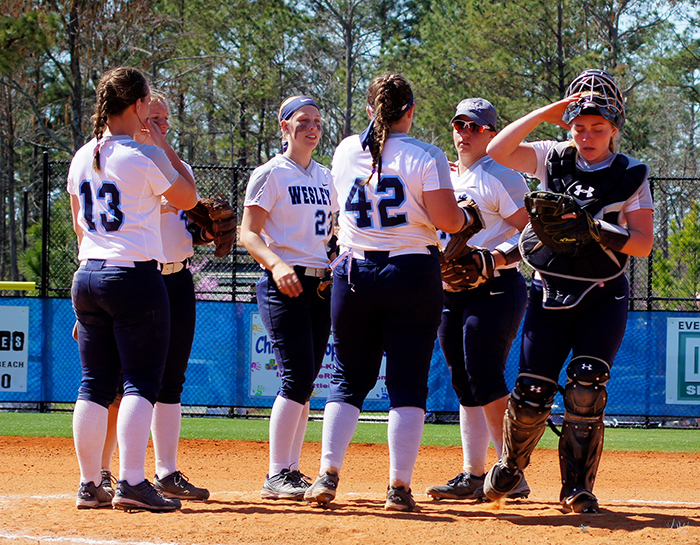 Softball schedule changes announced