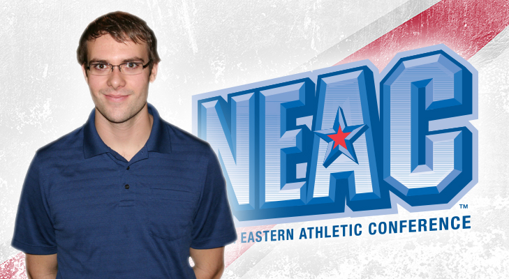 Lamphear Secures NEAC Swimmer of the Week Honors